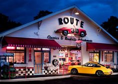 Route 30 Classics - Mosier, Oregon ......