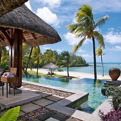 Often referred to as the foremost luxury resort in the world, Le Touessrok hotel in Mauritius is the height of nonchalant, contemporary elegance.