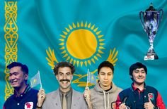 """""""Kazakhstan is greatest country in Counter Strike"""""""