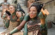 En el mundo mesoamericano, el tatuaje fue una técnica más de decoración corporal…