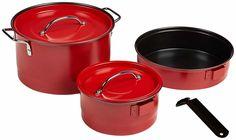 6. Coleman Cookware Set