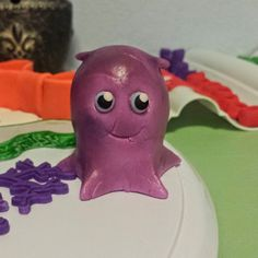 Cassie's Cakes and Sweets: Finding Nemo: Sculpting Fondant Characters