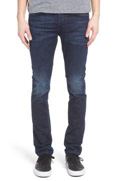 New Hudson Jeans Axl Skinny Fit Jeans (Glove Game) ,DARK BLUE fashion online. [$198]newtopfashion top<<