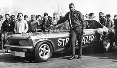 Passport Transport Auto Shipping?  Ship it with http://LGMSports.com Vintage Drag Racing - Malcolm Durham