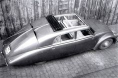 "Dark Roasted Blend: ""Tatra"" Car & Other Aerodynamic Marvels, Part 2"
