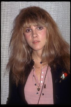 1977 - candid - Stevie  Nicks