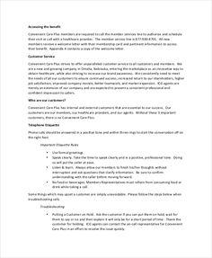 Procedure Manual Template Free Procedure Manual Templates  5 Free Word & Pdf Formats .