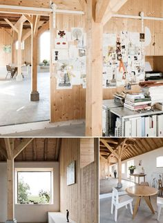 Garage/Studio Maine  Ina & Matt | Dutch Design Studio
