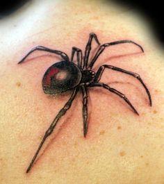 Best-Spider-Tattoo-Designs