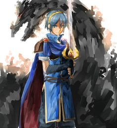The Shadow Dragon and the Blade of Light