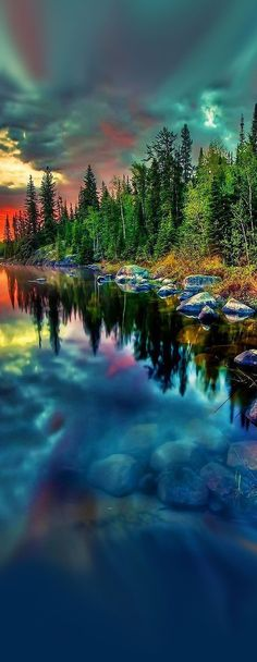 best-things:  Reflection of nature