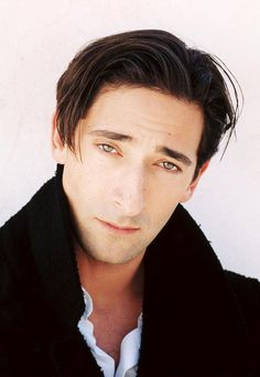 Adrien Brody. So compelling to watch on film. His performances in The Village and King Kong stand out for me.