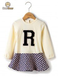 SHARE & Get it FREE | Girl's Geometry Print Letter R Design DressFor Fashion Lovers only:80,000+ Items • New Arrivals Daily • Affordable Casual to Chic for Every Occasion Join Sammydress: Get YOUR $50 NOW!