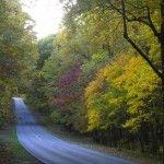 Shenandoah National Park and Virginia