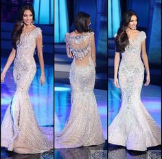 Miss Venezuela International 2014 Evening Gown: HIT or MISS | http://thepageantplanet.com/miss-venezuela-international-2014-evening-gown-hit-or-miss/