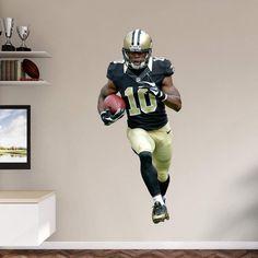 Fathead NFL New Orleans Saints Brandin Cooks Wall Decal - 12-21431