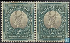 South Africa 1948 Springbok SG 126 Bi Lingual Pair Fine Mint Other South African… West Africa, South Africa, Himba People, My Family History, Beaches In The World, Vintage Stamps, African Animals, My Childhood Memories, Native Indian