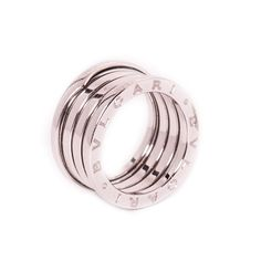 shop authentic bvlgari bzero1 3band ring at revogue for just usd