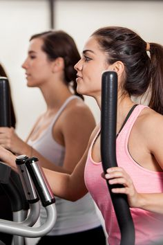 Lunchtime Quickie! 20-Minute Elliptical Workout For Beginners