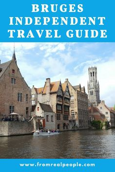 Bruges is an amazing city and even more fun when you can support local, independent businesses at the same time. Independent Business, Support Local, When You Can, Bruges, Real People, Great Places, More Fun, Travel Guide, Places To Visit