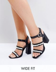 RAID RAQUEL - High heeled sandals - black rFR7ig7