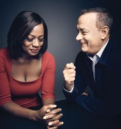 Viola Davis and Tom Hanks on Acting in Stage vs. Film and 'The Trap of Biopics'