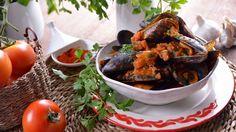 Mejillones marroquíes (Bilah Albahr Al'Maghrebi) - Najat Kaanache - Receta - Canal Cocina