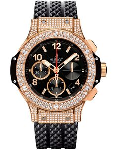 Watchmaster.com - Hublot Big Bang Chronograph 341.PX.130.RX.174