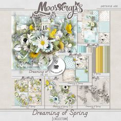 Collections :: D :: Dreaming of Spring by Moosscrap's Designs :: Dreaming of Spring - collection  NEW  NEW  NEW 30 - 40% off  https://www.digitalscrapbookingstudio.com/moosscraps-designs/  http://www.oscraps.com/shop/MoosScraps/  http://digital-crea.fr/shop/index.php?main_page=index&cPath=155_333