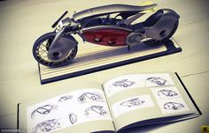 :: free the wheels ::: Electric Indian board tracker concept