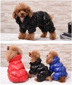 Waterproof Pet Dog Coat