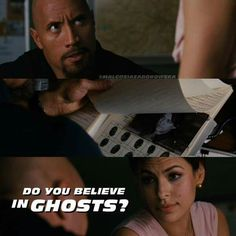 """""""Do you believe in ghosts?!"""" and Welcome back Me. Ortiz!"""