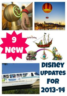 New Experiences And Offerings Available At Walt Disney Resort: 2013-2014 l @Vera Kulikova Kulikova Kulikova Sweeney (Ladyandtheblog.com)