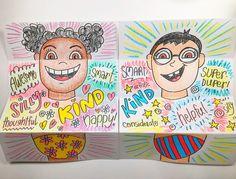 Back To School Art, Art School, High School, School Teacher, School Ideas, Primary School Art, Art Projects For Adults, School Art Projects, Classroom Art Projects