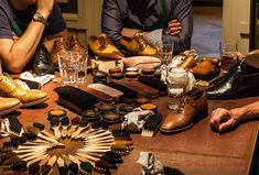 Vickermann & Stoya Bespoke Shoes