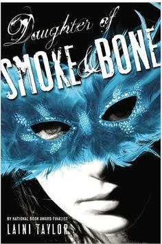 Daughter Of Smoke And Bone by Laini Taylor: Some very excellent scenes, Taylor has a wonderful way with words, and the world-building was interesting. But the romance was rather trite and the ending somewhat cheap. 3.5/5