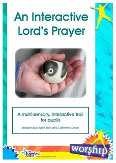04 An Interactive Lord's Prayer Trail (Reflective trails) » Buy Online » The Stapleford Centre