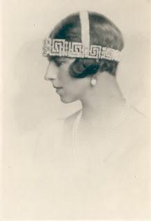 Princess Helen of Greece and Denmark.