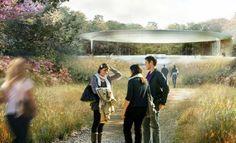 Apple's wild new headquarters - 1 l #spaceship #cupertino #AppleCampus2