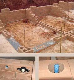 """Construa sua casa brincando de """"Lego"""" e de forma mais ecológica, utilizando um método de construção simplificado e mais barato. O tijolo..."""