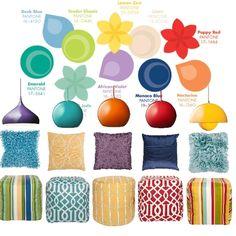 Pantone's 2013 Color Trends, charisse