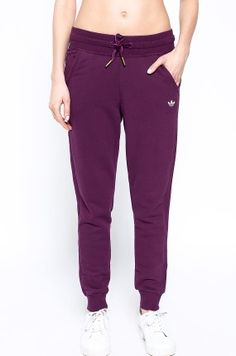 Spodnie damskie - adidas Originals dresowe
