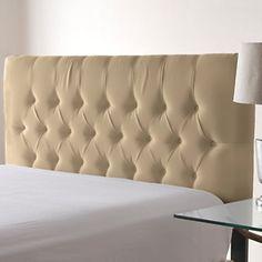 upholstered head board