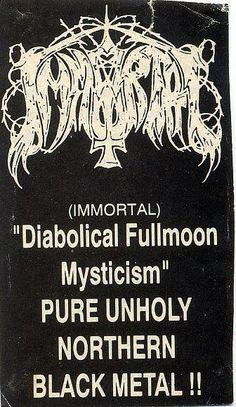 Band flyers (Norwegian Black Metal)-082