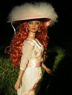 About Kate: Kit repainted by the talented Miss Karen Kay Dressed in the Hope Tyler doll fashion.