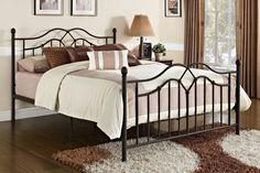 Milwaukee Platform Bed