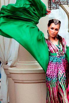 movement in garments - for fashion shoot idea