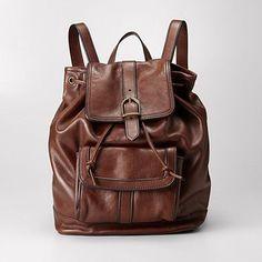 FOSSIL® Handbags Utility Handbags:Womens Vintage Re-Issue Backpack ZB4907