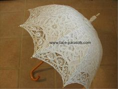 Lace-Parasols.com
