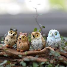 Various Miniature Dollhouse Fairy Garden Resin Micro Landscape Craft DIY Decor
